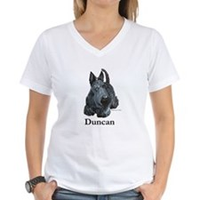 "Scottish Terrier ""Duncan"" Shirt"