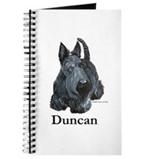 "Scottish Terrier ""Duncan"" Journal"