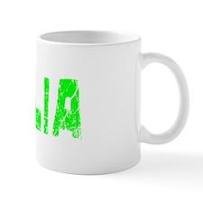 Noelia Faded (Green) Mug