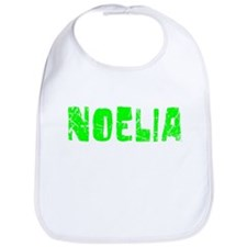 Noelia Faded (Green) Bib