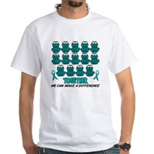 Teal Frogs 1 Shirt