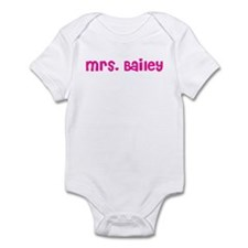 Mrs. Bailey Infant Bodysuit