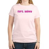 Mrs. Bailey T-Shirt