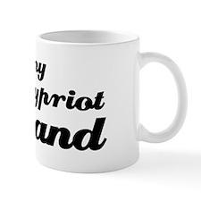 I love my Cypriot Husband Mug