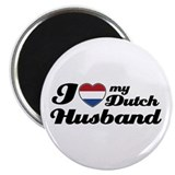 I love my Dutch Husband Magnet