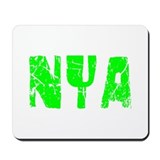Nya Faded (Green) Mousepad