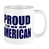 Proud American Mug