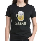 Czech Drinking Team Tee