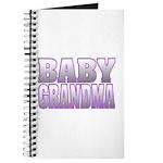 Baby Grandma Journal