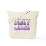 Baby Grandma Tote Bag