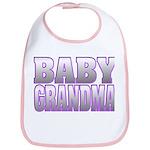 Baby Grandma Bib