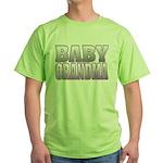 Baby Grandma Green T-Shirt