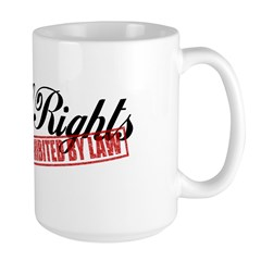 Bill of Rights Large Mug
