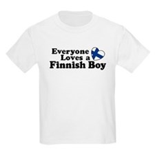 Everyone Loves a Finnish Boy T-Shirt