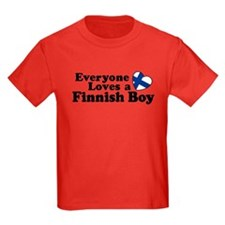 Everyone Loves a Finnish Boy T