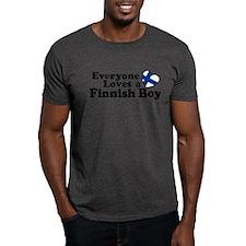 Everyone Loves a Finnish Boy T-Shirt