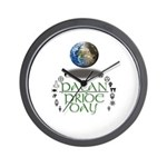 PPD Wall Clock