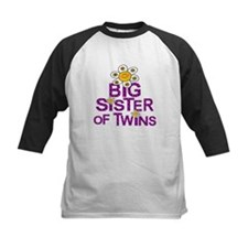 Cute Big Sister of TWINS Tee