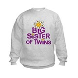 Big sister of twins Crew Neck