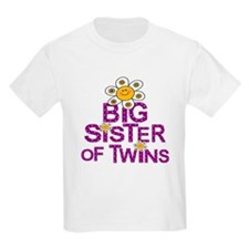 Cute Big Sister of TWINS T-Shirt