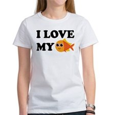 Pet Goldfish Tee