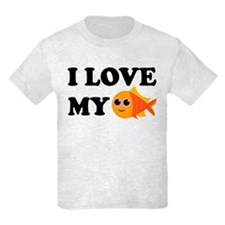 Pet Goldfish T-Shirt