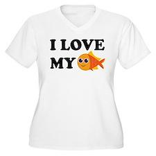 Pet Goldfish T-Shirt