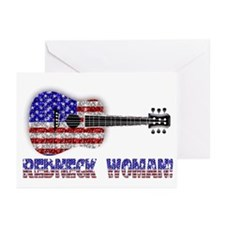 REDNECK WOMAN! Greeting Cards (Pk of 10)