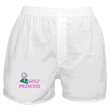 Golf Princess Boxer Shorts