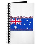 Heard & McDonald Flag Journal