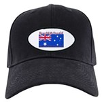 Heard & McDonald Flag Black Cap