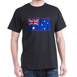 Heard & McDonald Flag Dark T-Shirt