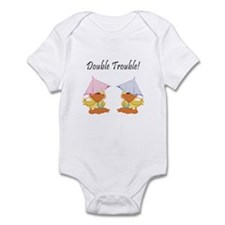 Double Trouble Onesie