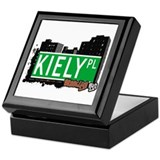 KIELY PL, BROOKLYN, NYC Keepsake Box