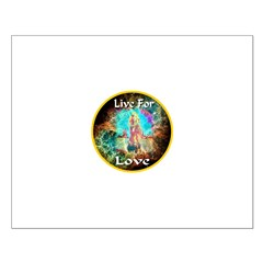 Live For Love Small Poster