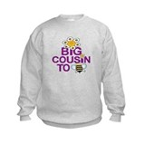 Cute Big Cousin to Be Sweatshirt