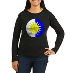 Atenveldt Populace Women's Long Sleeve Dark T-Shir