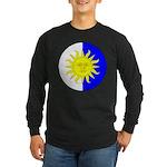 Atenveldt Populace Long Sleeve Dark T-Shirt