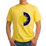 Atenveldt Populace Yellow T-Shirt