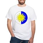 Atenveldt Populace White T-Shirt