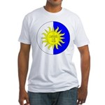 Atenveldt Populace Fitted T-Shirt