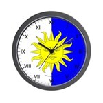 Atenveldt Populace Wall Clock