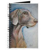 Greta a Weimaraner Journal