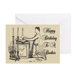 A Freemasons Birthday Greeting Cards (Pk of 10)