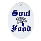 Soul Food Keepsake (Oval)