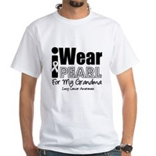 I Wear Pearl For My Grandma Shirt