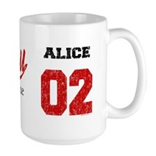 Vampire Baseball - Alice 02 Coffee Mug