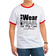 I Wear Pearl For My Dad T
