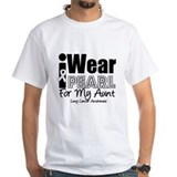 I Wear Pearl For My Aunt Shirt
