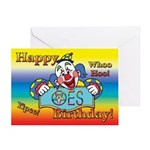 OES Birthday Greeting Card